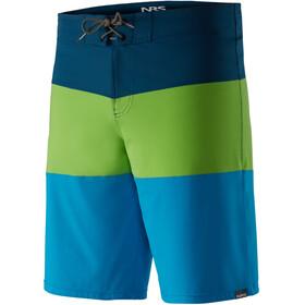 NRS M's Benny Shorts Blue/Green